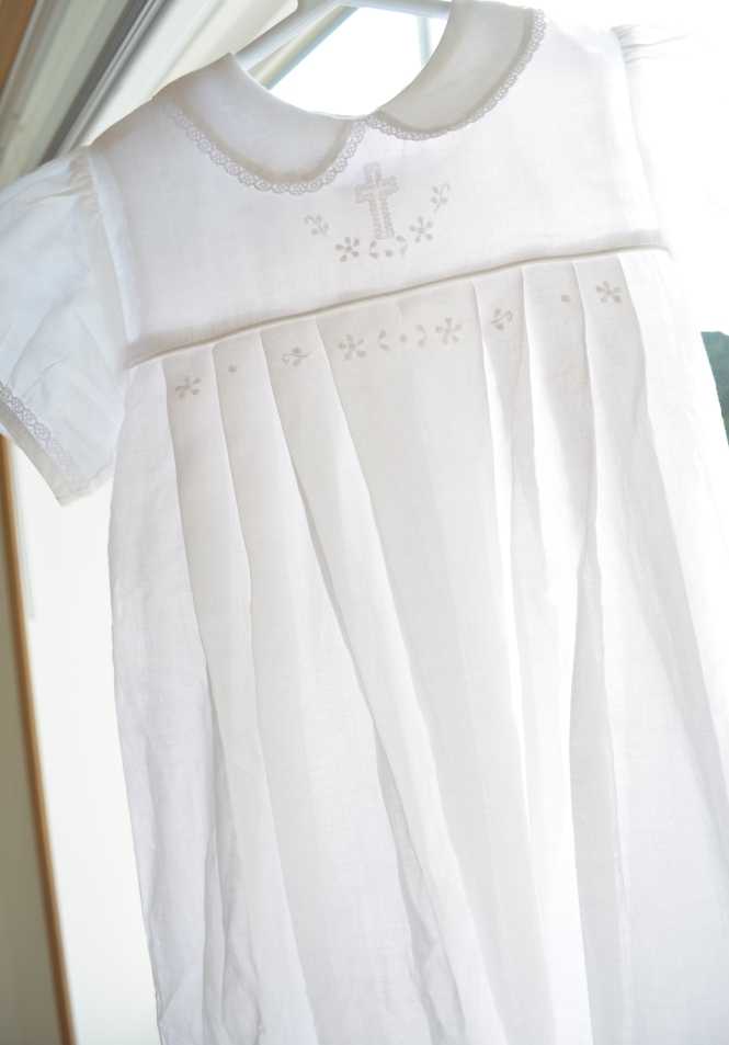 Baptism gown-1