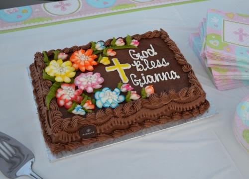 Giannas baptism cake-1